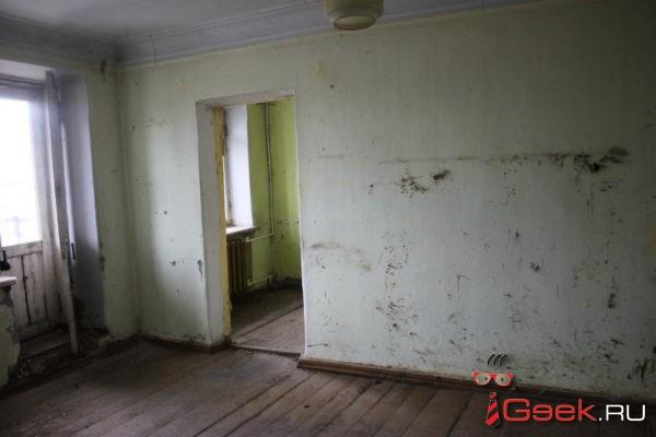 «У нас такие квартиры с руками отрывают». Администрация предложила серовчанину «антисанитарное» жилье
