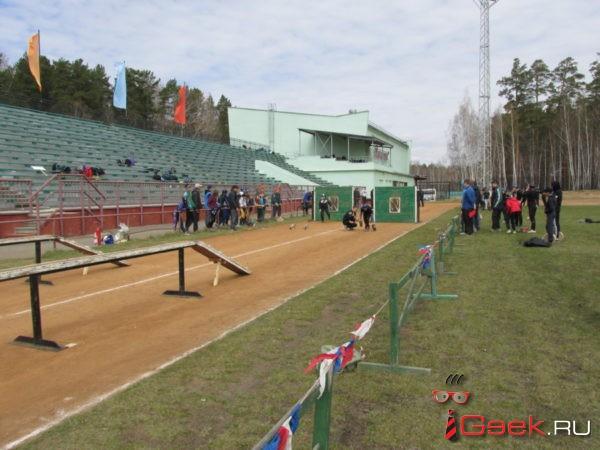 Серовчане выступили на областном чемпионате по пожарно-прикладному спорту
