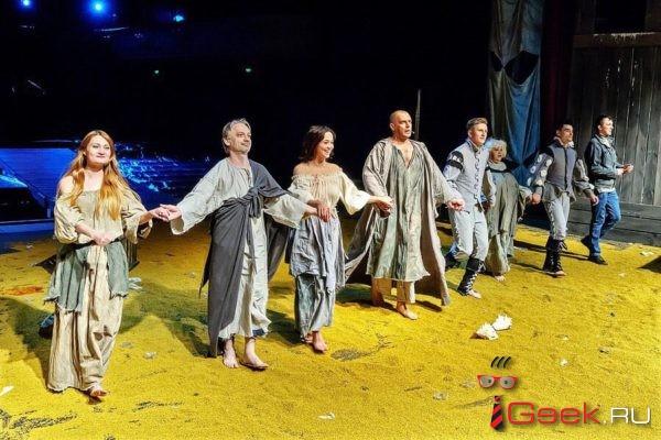 Артисты Серовского театра драмы стали лучшими на фестивале «Браво-2017»