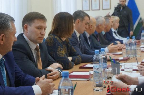 В следующий понедельник Дума решит вопрос о начале конкурса на замещение должности главы Серовского городского округа