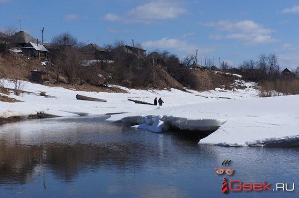 В реке Сосьва, запутавшись в сетях, утонул рыбак. Второй случай утопления в Серовском горокруге с начала года