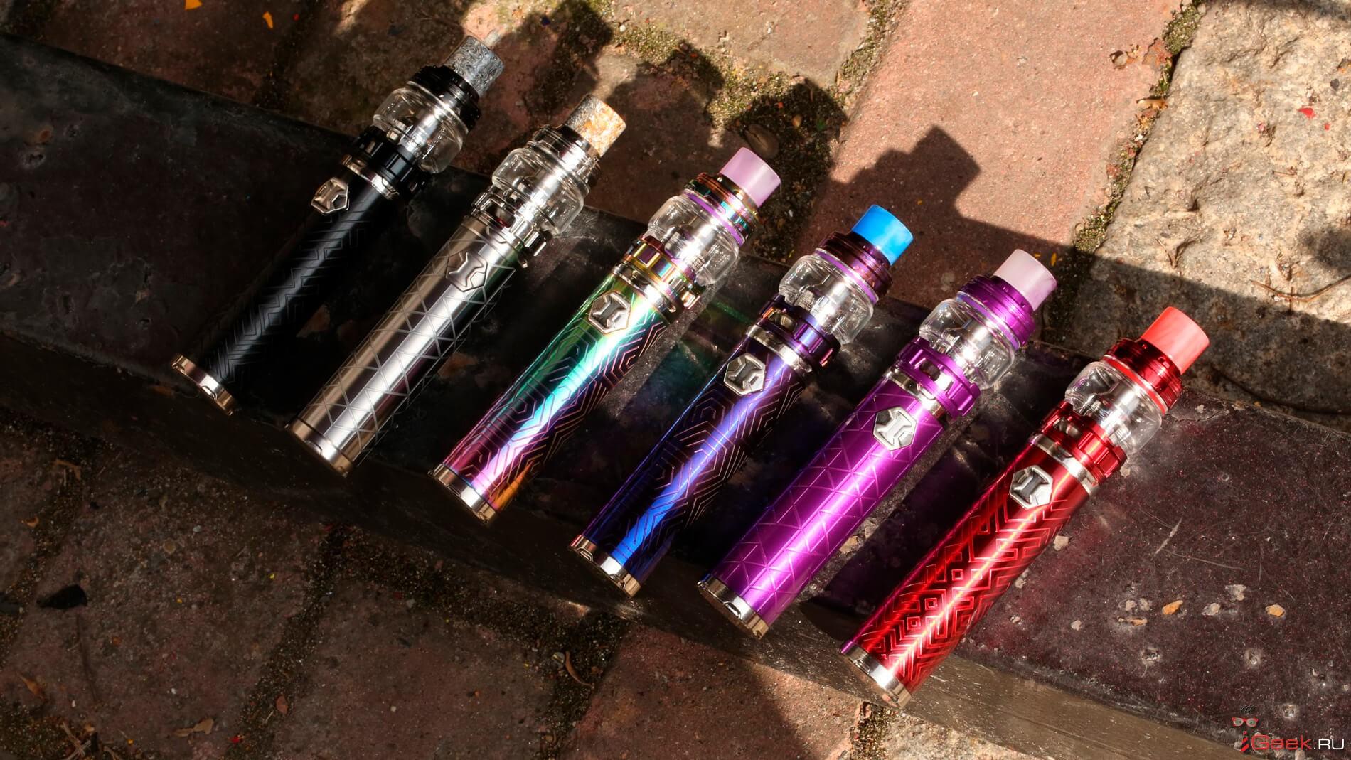 Купить электронную сигарету по доступным ценам