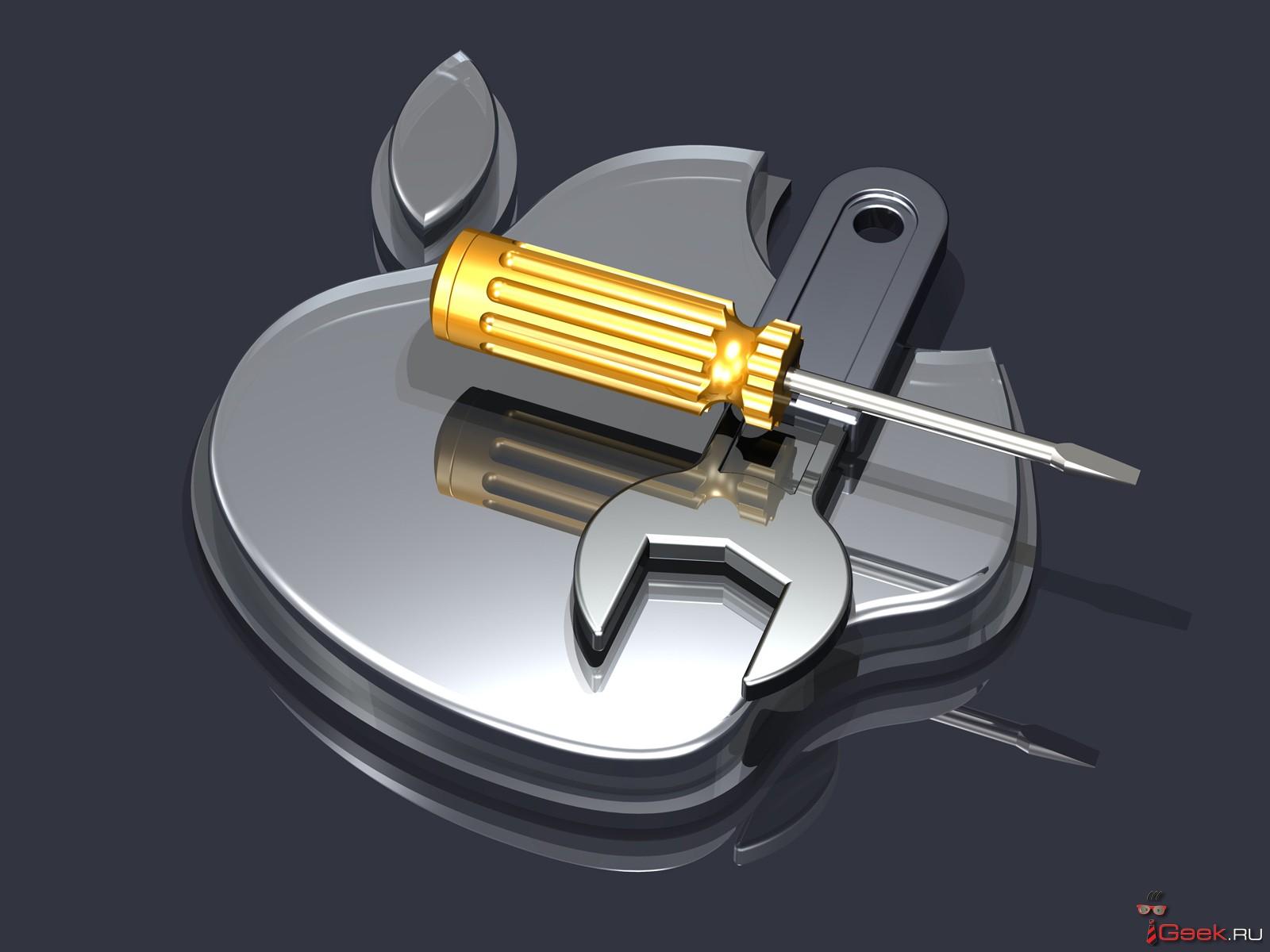 Высококачественный сервис устройств от компании Apple