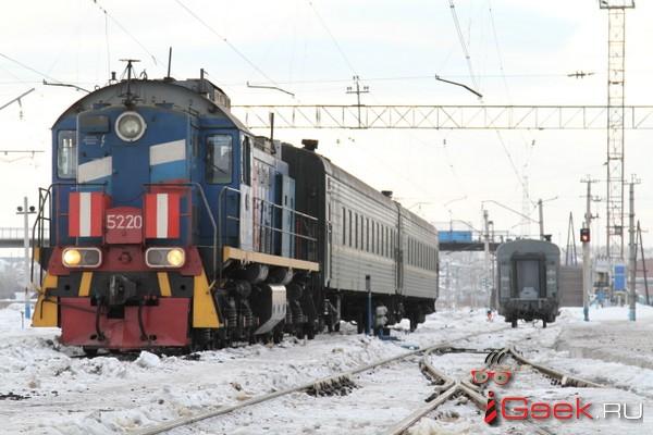 Со склада локомотивного депо в Серове средь бела дня украли 8 радиаторов охлаждения