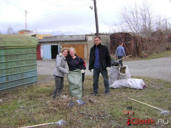 В Серове вновь продлен срок проведения весенней санитарной уборки