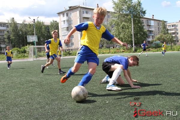 В Серове юные футболисты сразятся за «Кожаный мяч»