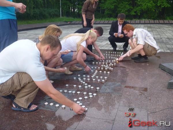 Серовчан приглашают принять участие в акции «Свеча памяти»