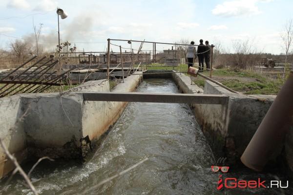 Очистные сооружения Серова в этом году, похоже, не заработают: «Шахбазяна сюда, УКС»…