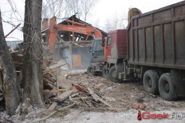 В Серове снесут шесть расселенных многоквартирных дома