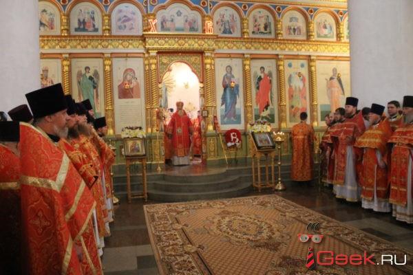 В серовском соборе пройдет богослужение к 300-летию российской полиции