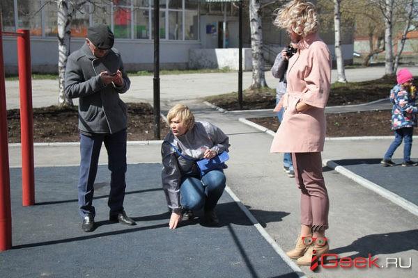 Активисты ОНФ проверили реализацию проекта «Формирование комфортной городской среды» в Серове, Краснотурьинске, Карпинске и Волчанске
