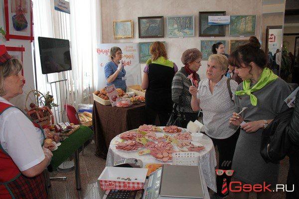 В Серове прошла выставка, приуроченная к юбилею фонда поддержки предпринимательства