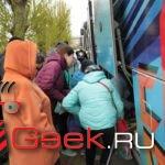В оздоровительный лагерь «Чайка» заехала первая смена ребят из Серова