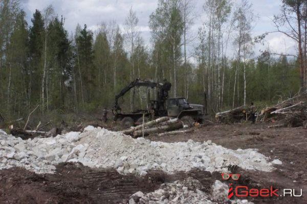 В серовском поселке Энергетиков начали строить котельную