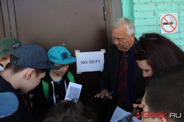 Серовские правоохранители устроили для школьников квест «Безопасность»