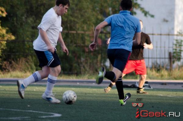 Серовчане победили в первом матче окружного футбольного первенства