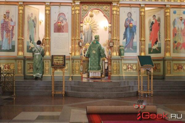 В Серове прошла заупокойная служба в память о погибших в годы Великой Отечественной войны