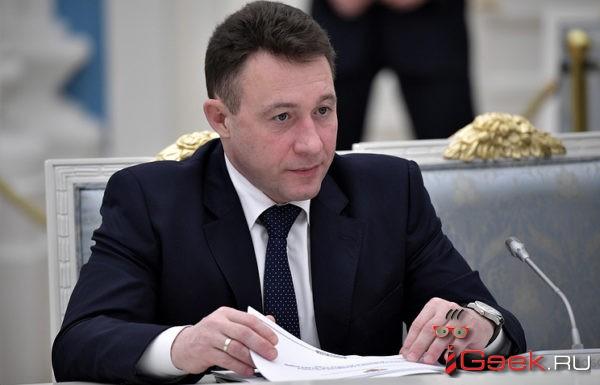 Игорь Холманских уволен с поста полпреда президента в Уральском федеральном округе