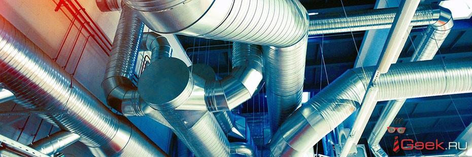 Подбор и монтаж вентиляционных систем различной сложности.