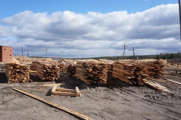 В Серове возбуждено уголовное дело по факту невыплаты зарплаты на лесоперерабатывающем предприятии