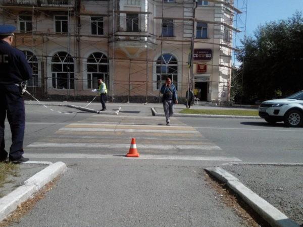 В Серове ВАЗ наехал на пешехода. Мужчина госпитализирован в реанимацию