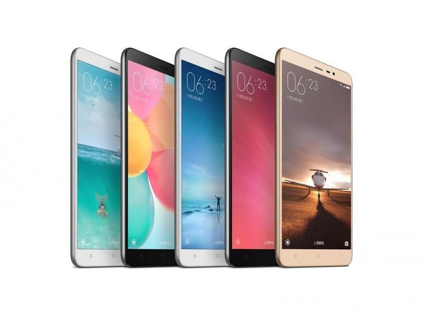 Купить мобильный телефон Xiaomi