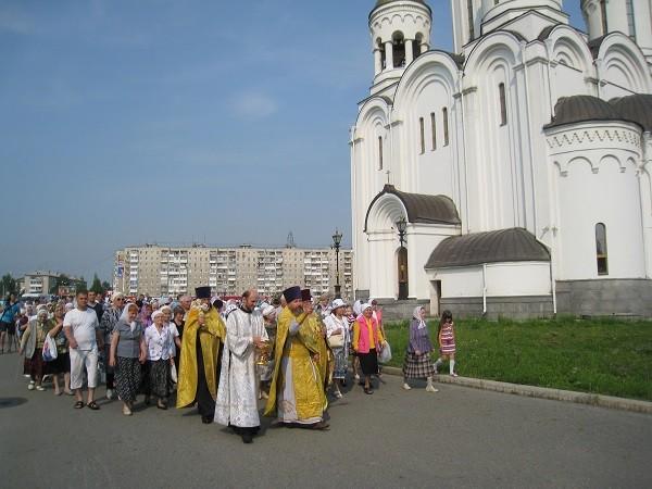 В воскресенье в Серове пройдет Крестный ход