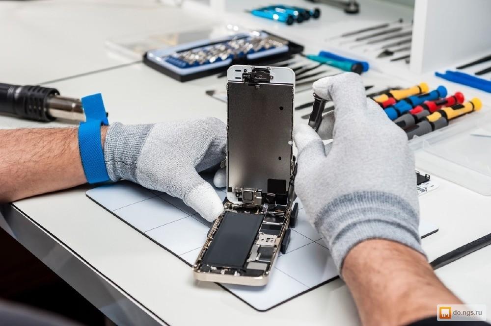 Срочный ремонт смартфонов онлайн