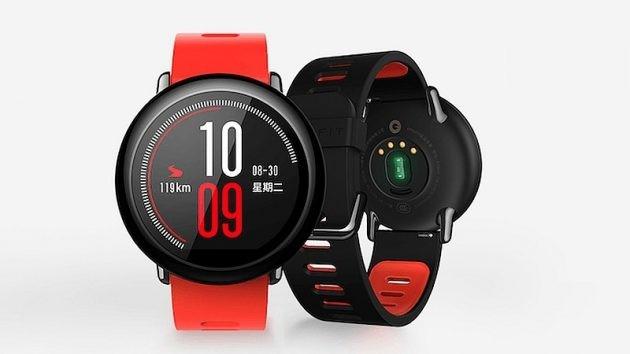 Купить умные часы Xiaomi