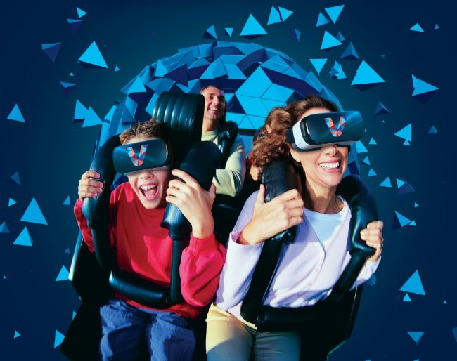Парк виртуальной реальности Engage VN