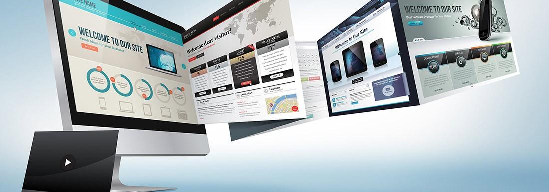 Создание уникальных сайтов любой сложности