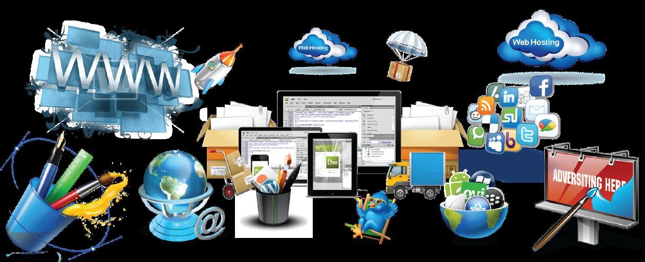 Профессиональная помощь при создании и продвижении сайта