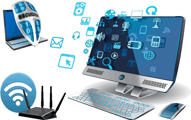 Профессиональное обслуживание компьютеров от IVIT