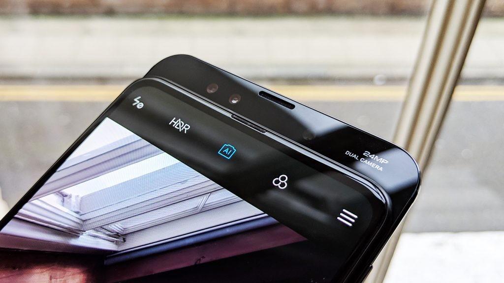 смартфоны Xiaomi Mi Mix 3