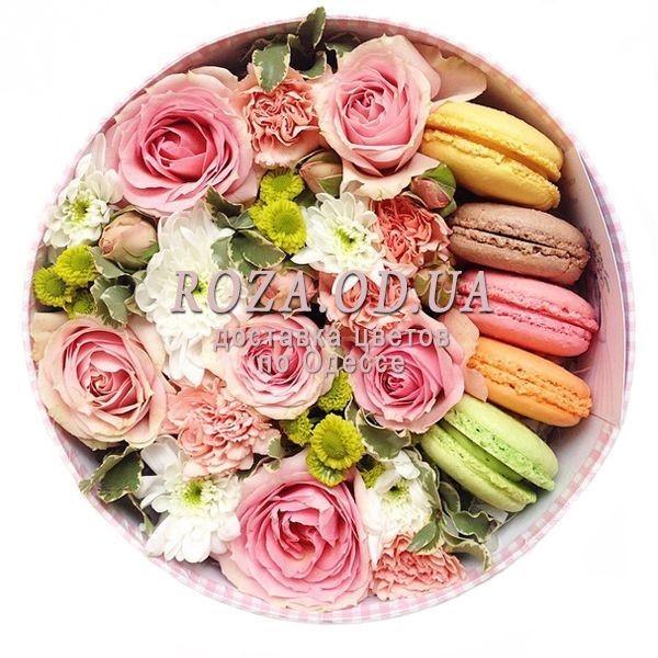 Нереальные цветы с доставкой по Одессе
