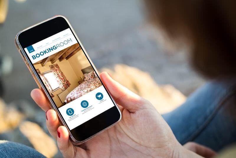 Мобильное приложение для отелей