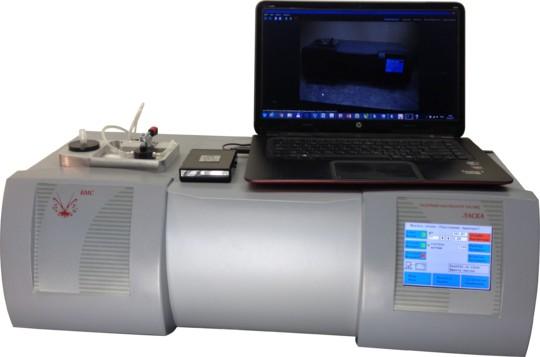 Инновационный лазерный анализатор размера частиц