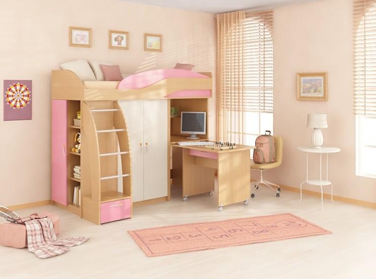 Современное оборудование для детской комнаты