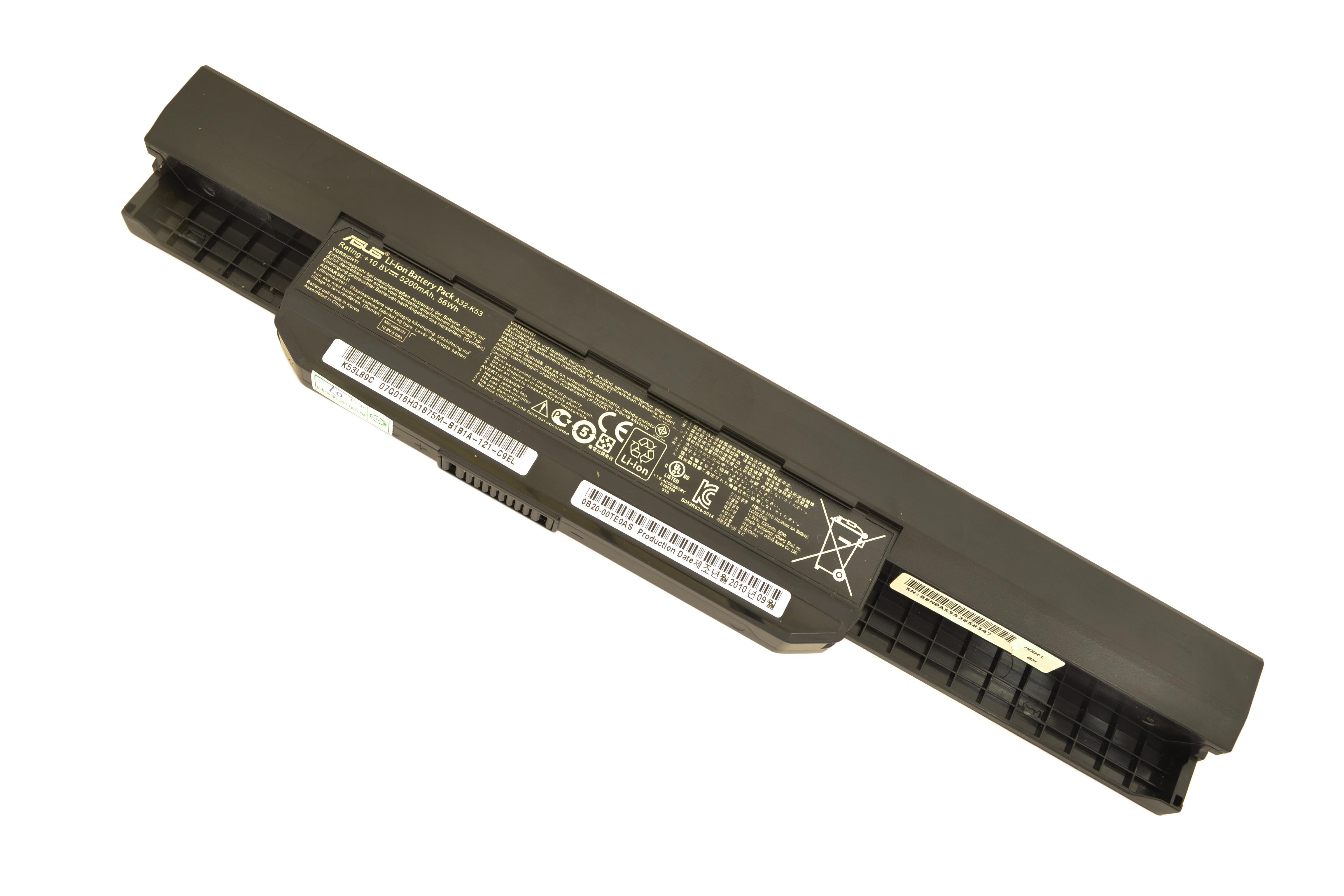 купить батарею для ноутбука Asus