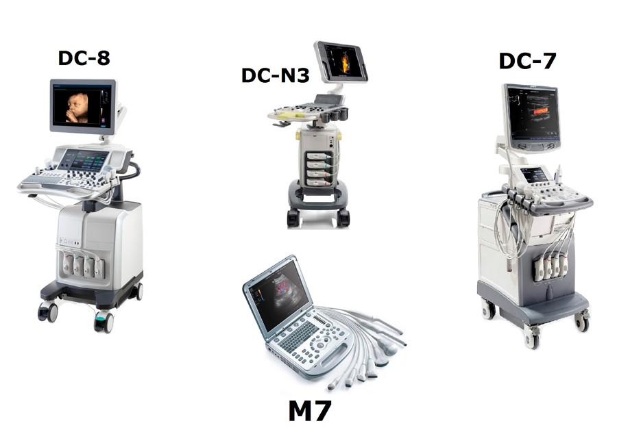 Ультразвуковые сканеры Mindray