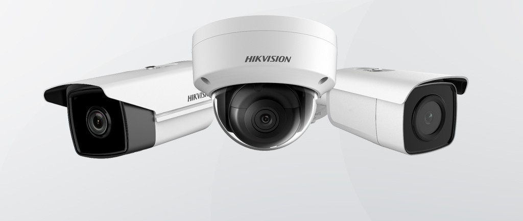 камеры уличного видеонаблюдения