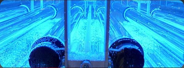 Ультрафиолетовое обеззараживание воды