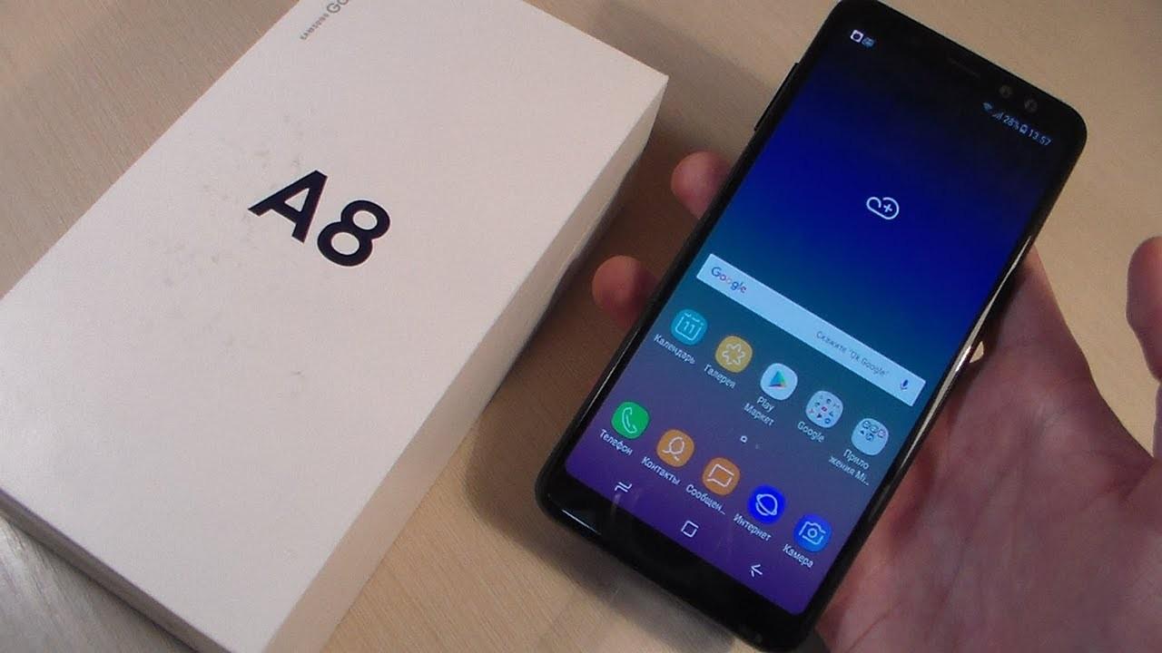 Быстрый ремонт Samsung A8