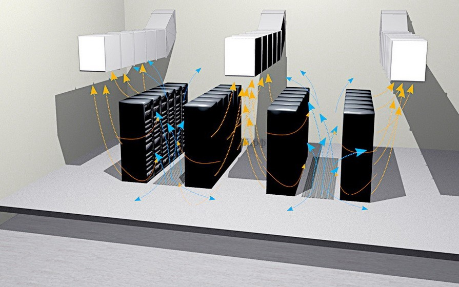 Оборудование для охлаждения IT системы